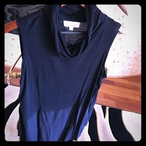 Two by Vince Camuto Cowl Neck Top